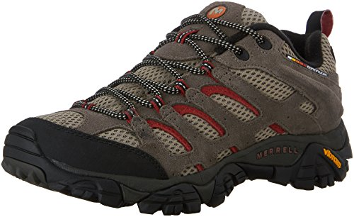 Merrell Men's Moab Ventilator Multisport Shoe (7.5 D(M) US, Grey Rust) Utility Ventilator