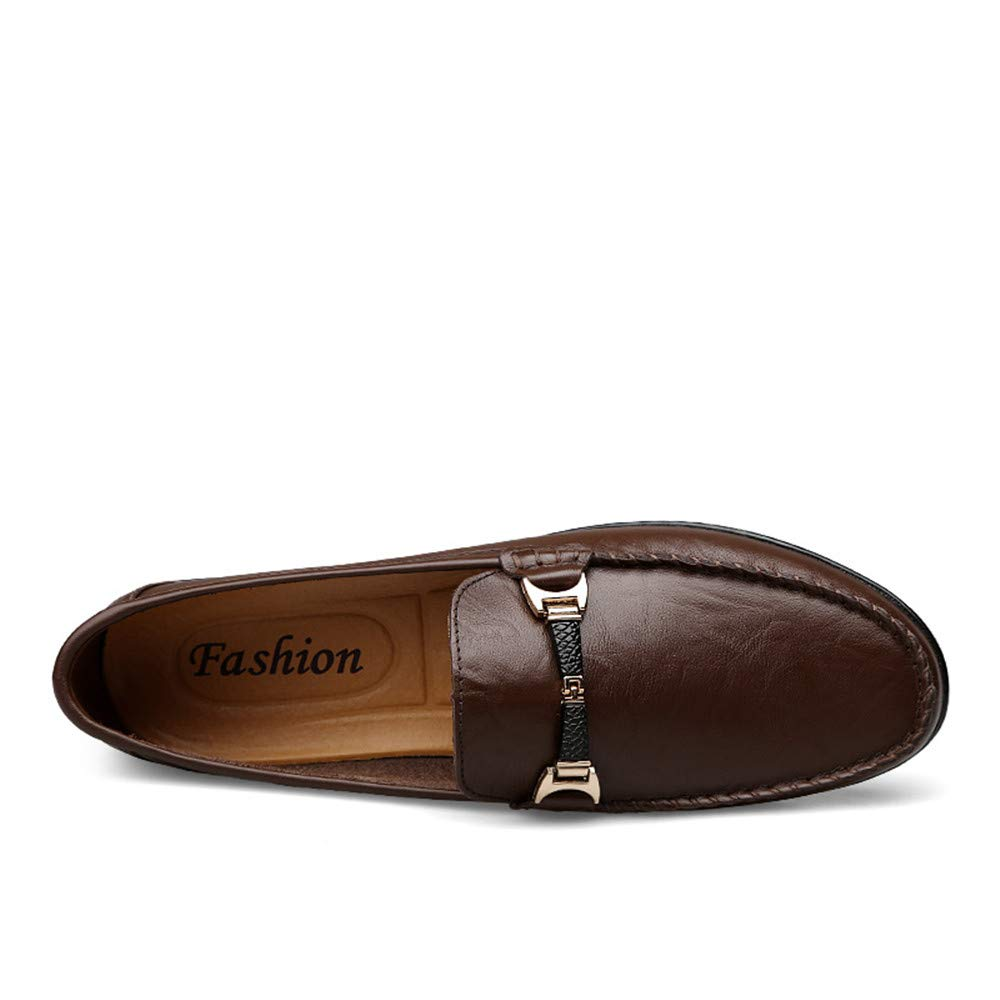 97830e2714bd1 Amazon.com: Gobling Men's Business Penny Loafers Comfort Moccasins ...