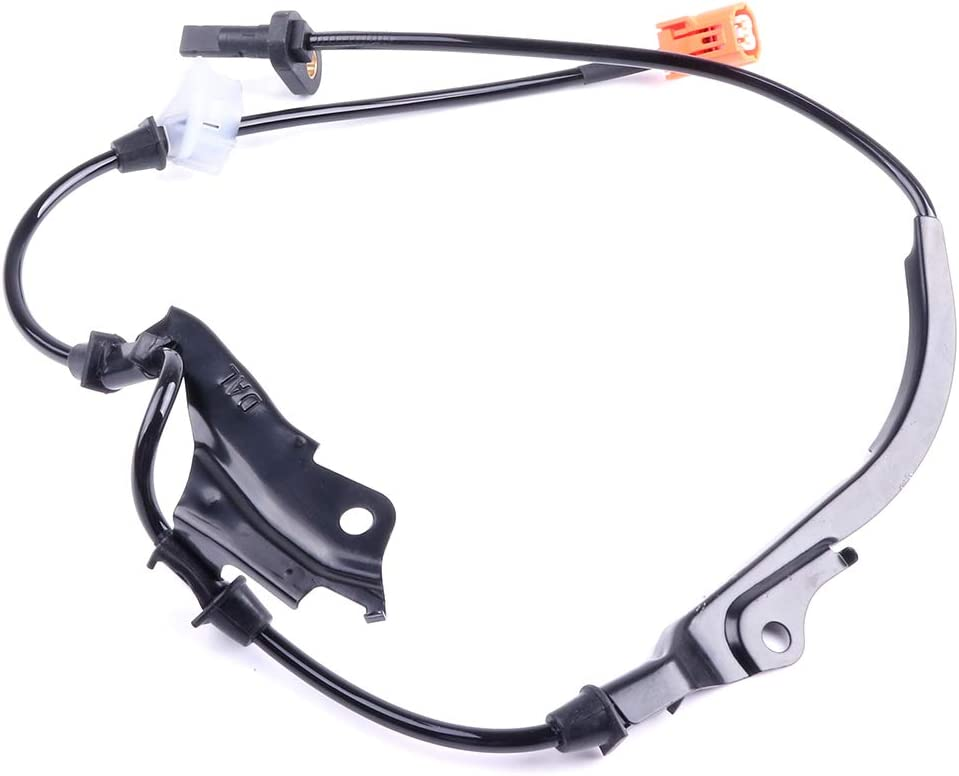 ZENITHIKE ABS Wheel Speed Sensor Left /& Front ALS1097 Compatible with 2003-2007 Honda Accord 2004-2008 Acura TSX