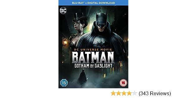 Amazon.com: Batman: Gotham By Gaslight [Blu-ray]: Movies & TV