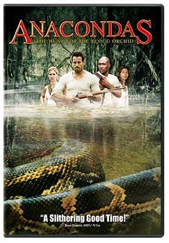 Anacondas - The Hunt for the Blood Orchid by Sony Pictures Home Entertainment