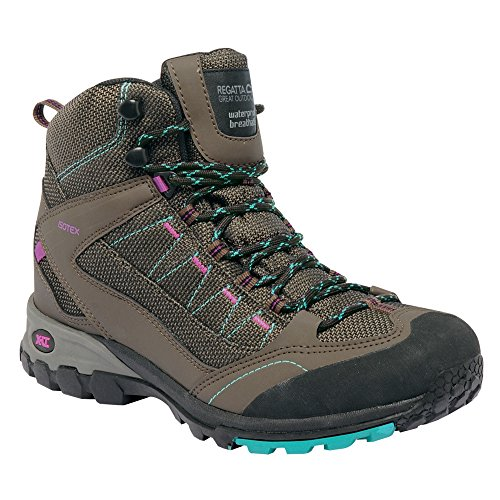 Breathable max Ultra Boots Morocbl Mid Ladies Walking 2 Waterproof Regatta cora q6Yw6
