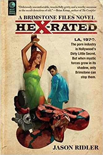 Image result for hex-rated book