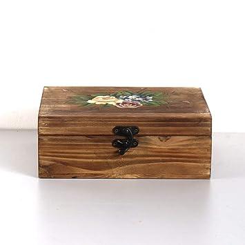 Erwachsene Große Einäscherung Urns Holz Menschen Beerdigung Urnen
