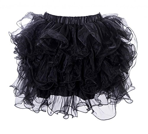 Lotsyle Mutli Layer Petticoat Corset Skirt product image