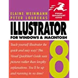 Illustrator 8 for Windows and Macintosh: Visual QuickStart Guide (5th Edition)
