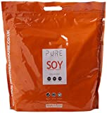 Bodybuilding Warehouse Pure Soy Protein Isolate Powder 4 kg