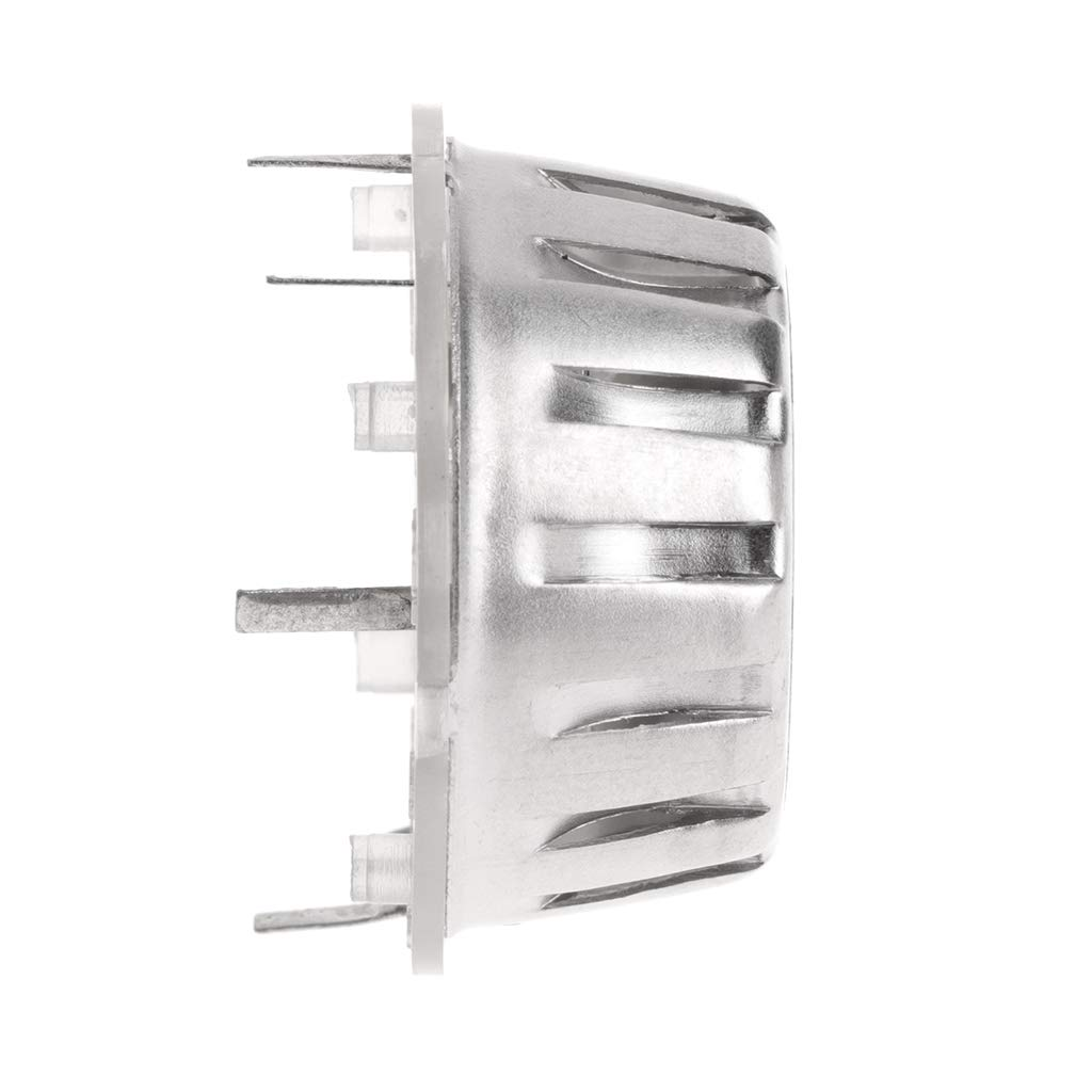 BIlinli 3051803031Ion Chamber Metal Geiger Alarma de Incendio Sistema de Seguridad Fuente Detector de Humo Sensor Alarmas de Humo Sensores y detectores de ...
