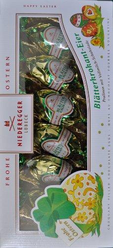 Niederegger Blaetterkrokant Easter Eggs - 100g/3.5oz