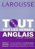 Image de Tout sur les verbes anglais (1Cédérom) (French Edition)