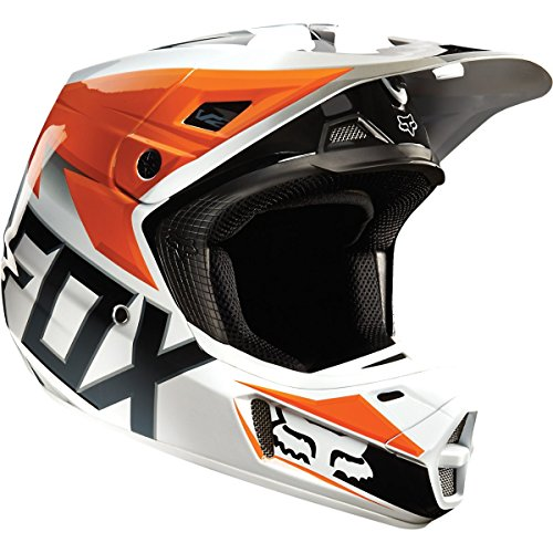 Fox V2 Race Helmet, Ece [Org] L Org Large 11081-009-L (Fox V2 Race)