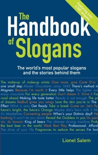 The Handbook of Slogans