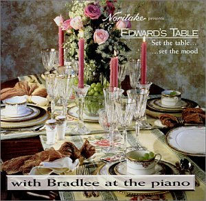 Noritake Presents Edward's Table with Bradlee at the Piano