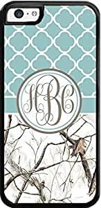 diy phone caseBlue White Tree Country Girl Camo Monogram Case For iphone 6 4.7 inch Designed by HnW Accessoriesdiy phone case