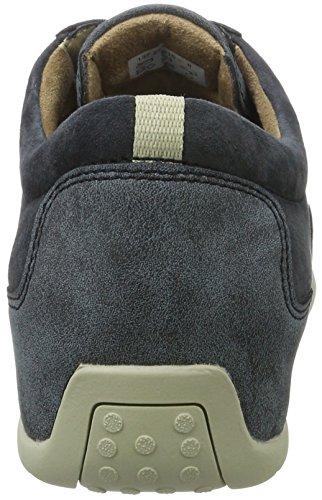 camel active Space 27, Zapatillas para Hombre Azul (navy/jeans Kombi 01)