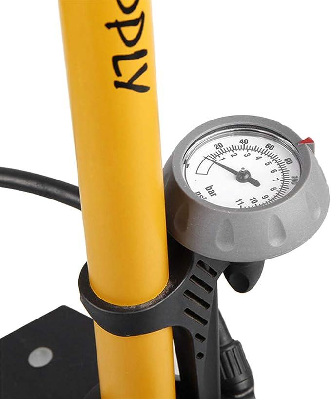 LieYuSport Bombin Bici,Bomba de Aire de Bicicleta Inflador de ...