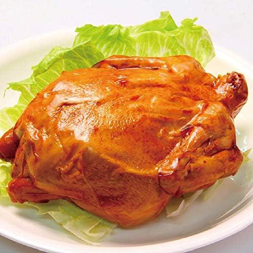 龍泉日日餃子 鶏肉1羽 600g 冷凍 香滷油鶏 (1袋)
