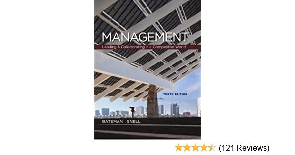 Amazon management leading collaborating in the competitive amazon management leading collaborating in the competitive world 10th edition ebook scott snell thomas bateman kindle store fandeluxe Gallery