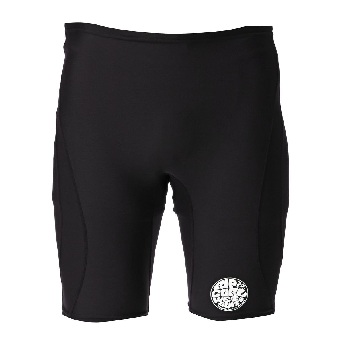 With Easy Stretch Thermal Flash Lining RIP CURL Flashbomb Polypro Sailing Boating Watersports Shorts Black
