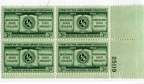 U.S. Stamp 1955 Scott 1065 First Of The Land-Grant Colleges - Us 1065
