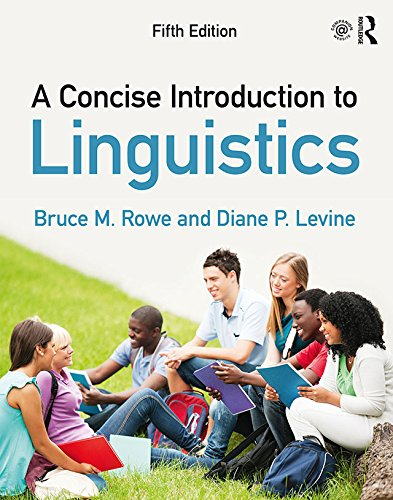 A Concise Introduction to Linguistics 5th Edition Ebook PDF Version