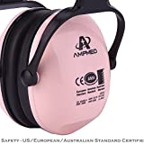 Amplim Hearing Protection Earmuff for