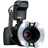 Nissin NDMF18N MF18 Macro Ring Flash Nikon (Black)