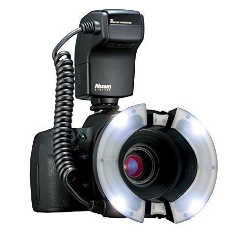 Nissin NDMF18C MF18 Macro Ring Flash C (Black)