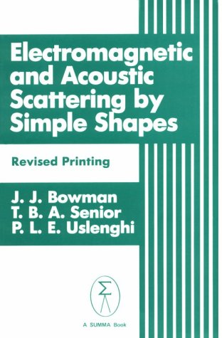 Electromagnetic And Acoustic Scattering  Simple Shapes