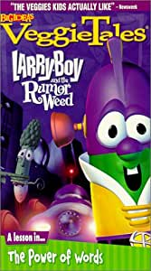 VeggieTales - Larry-Boy and the Rumor Weed [VHS]