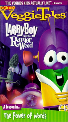 best veggietales larryboy and the rumor weed products