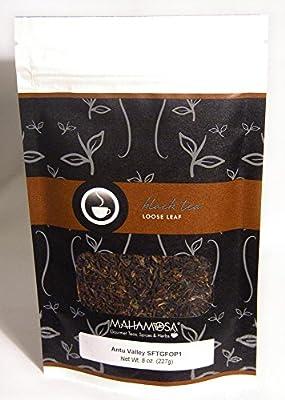 Mahamosa Nepal Black Tea Loose Leaf (Looseleaf)- Antu Valley SFTGFOP1 8 oz, Single Estate Loose Black Tea