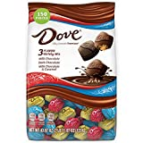 DOVE PROMISES Variety Mix, Bulk Candy, Silky Smooth Valentine's Candy, 43.07-Ounce 150 Pieces