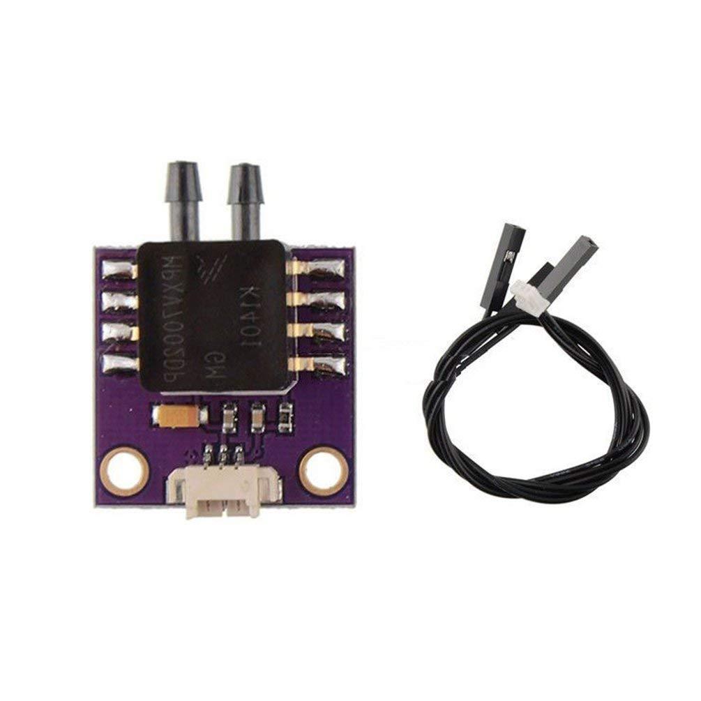 Trasduttore MPXV7002DP Breakout Board APM2.5 APM2,52 Sensore di pressione differenziale Viola