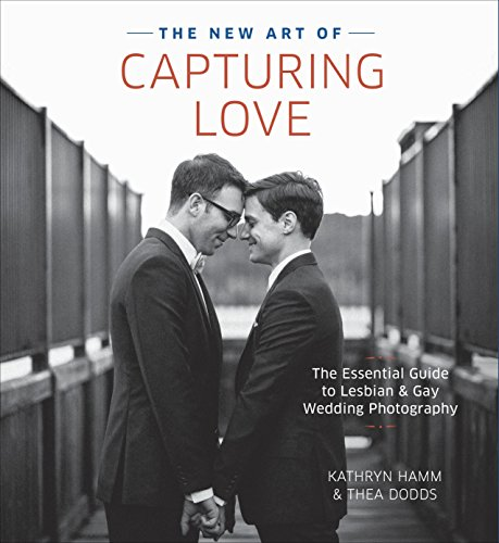 The first guide to posing and sensitively capturing same-sex couples on their big day, The New Art of Capturing Love equips semi-pro and professional wedding photographers to enter the exciting new LGBT wedding photography market.These are exciting t...