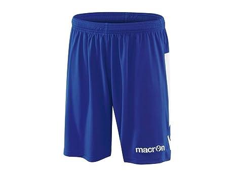 a basso prezzo 189d8 13f2d ATELIER DEL RICAMO Pantaloncino Calcio Elbe Macron: Amazon ...