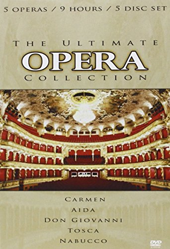 The Ultimate Opera Collection [DVD] ()