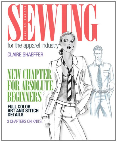 Apparel At Cost - Sewing for the Apparel Industry (2nd Edition) (Fashion Series)