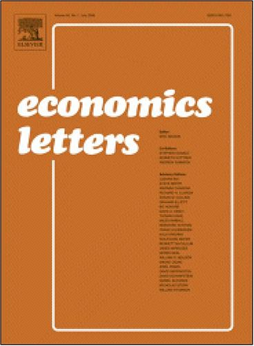 Demand shocks and economic fluctuations [An article from: Economics -