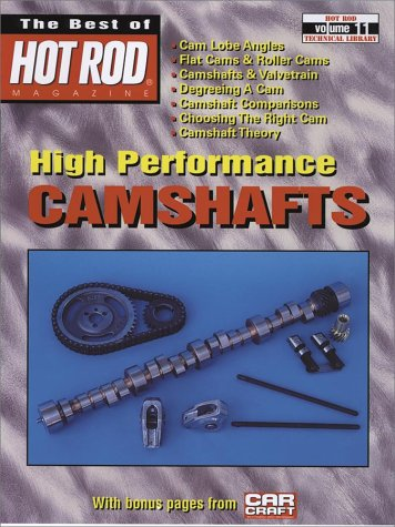High Performance Camshafts: Best of Hot Rod Series