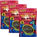 Crazy Dog Trainme Treats Bacon Flavor 4 Oz Pack Of 3