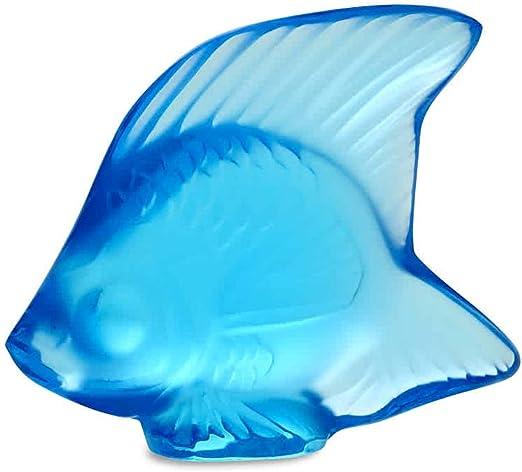 Lalique Fish Light Green