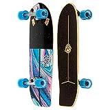 FLOW Surf Skates Surf Skateboard with Carving