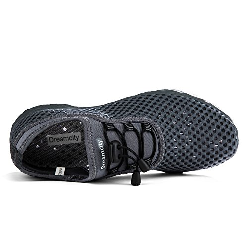 Women's walking water Dreamcity Lightweight 789 Darkgray athletic shoes sport shoes FSwqwaTxd