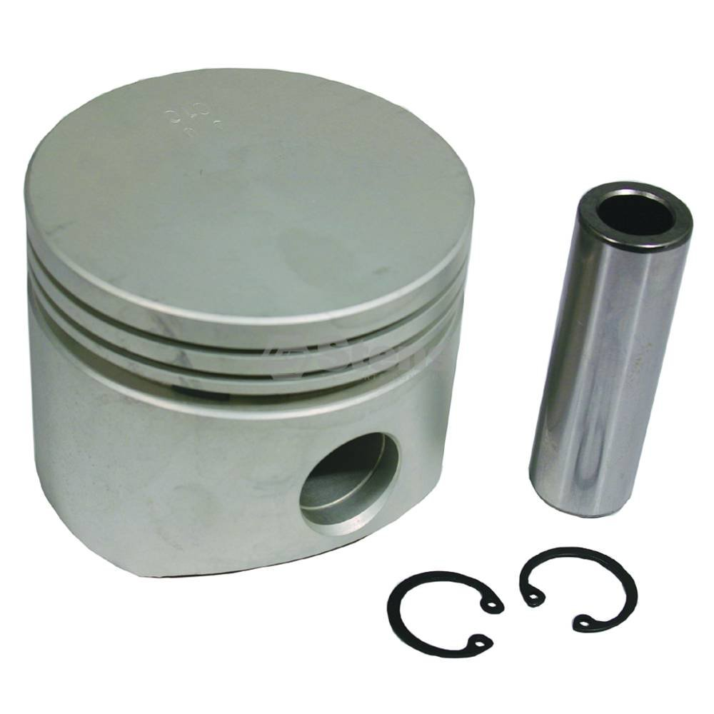 040997 47 074 18 47 874 08-S Cylinder Bore Size: 3.385 Cylinder Bore Size: 3.385 Stens 515-155 Metal Piston +.010 Kohler: 47 074 03 47 874 07-S Replaces Gravely: 040996