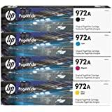 Hp BND00335 972A Original PageWide Cartridge 4-Color Set