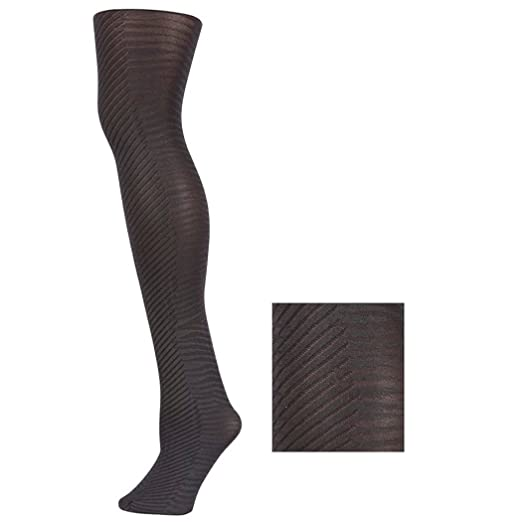 976da3cd3 Image Unavailable. Image not available for. Color  Lady s Zenith Texture Design  Fashion Tights