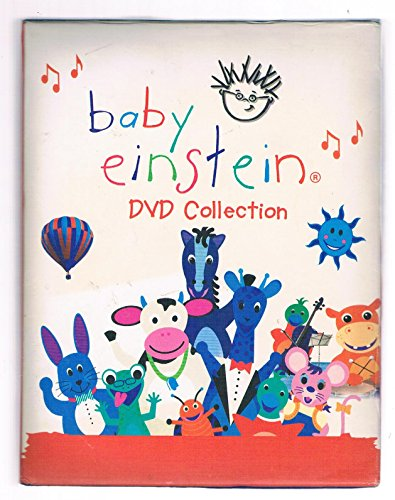 Baby Einstein Dvd Collection Mom's #1 Choice [DVD-ROM]