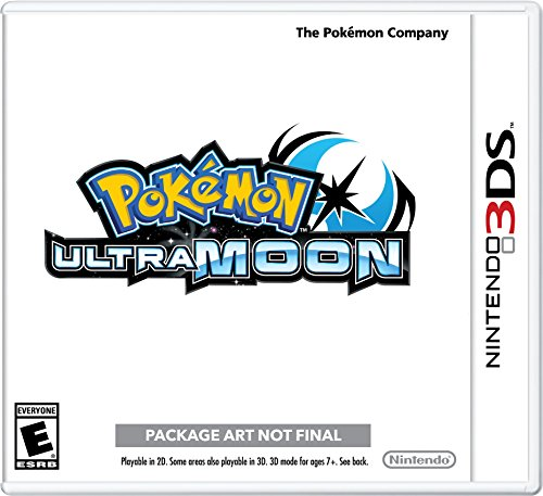 Pokémon Ultra Sun and Ultra Moon Steelbook Dual Pack - Nintendo 3DS by Nintendo (Image #6)