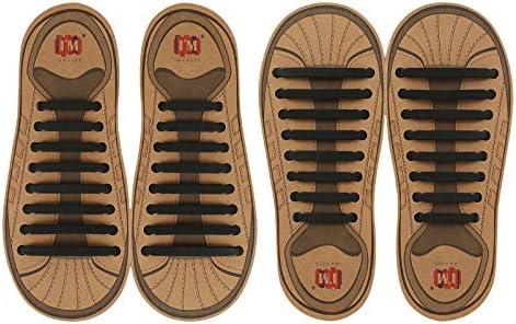 INMAKER Shoelaces Adults Elastic Sneakers